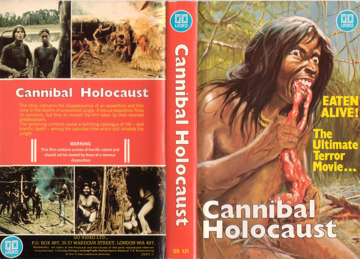 Cannibal Holocaust Uncut Download Free