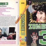 Video Cover Art: films under 'Z'